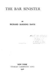 The Novels and Stories of Richard Harding Davis: Volume 9