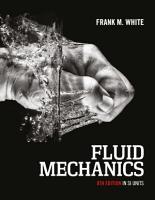 EBOOK  Fluid Mechanics  SI units  PDF