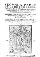 Historia General del Mundo de XVII años del tiempo del señor Rey don Felipe II. el Prudente: Segunda parte ... 1571 - 1585, Volumen 2