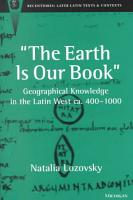 The Earth is Our Book  PDF
