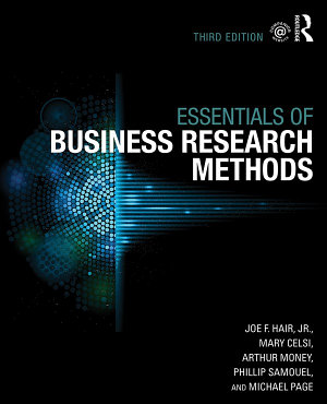 The Essentials of Business Research Methods PDF