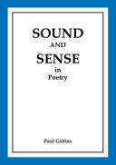 Sound and Sense in Poetry