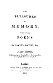 The Pleasures of Memory,: With Other Poems