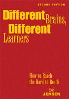 Different Brains  Different Learners PDF