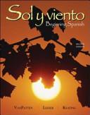 Sol Y Viento Book