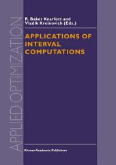 Applications of Interval Computations