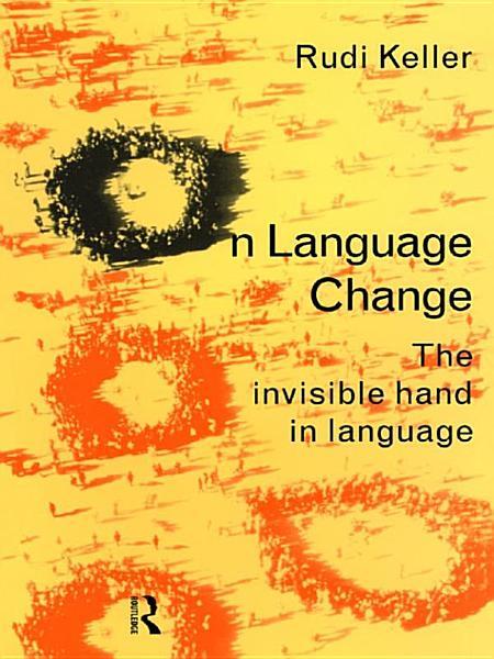 Download On Language Change Book
