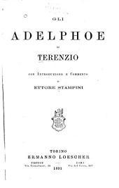 Gli Adelphoe di Terenzio: Volume 1
