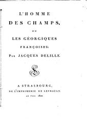 L'homme des champs, ou Les Géorgiques françoises