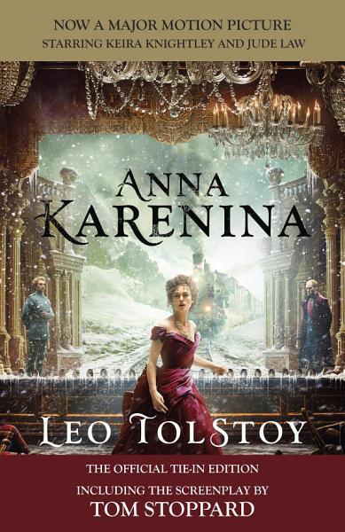 Download Anna Karenina  Movie Tie in Edition  Book