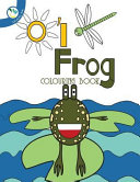 Oi Frog Colouring Book