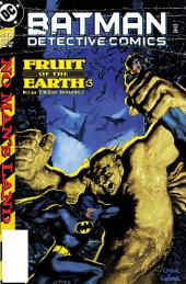 Detective Comics (1937-2011) #735
