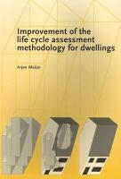 Improvement of the Life Cycle Assessment Methodology for Dwellings PDF