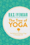 The Tree of Yoga PDF