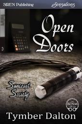 Open Doors [Suncoast Society]