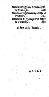 Meditationi Sopra Tutti Gli Evangelii Dell'Anno: Volume 1
