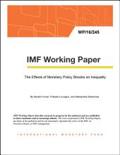 The Effects of Monetary Policy Shocks on Inequality