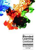 The Blended Learning Cookbook PDF