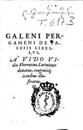 Galeni Pergameni De fasciis libellus