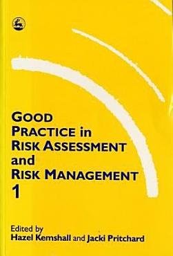 Good Practice in Risk Assessment and Risk Management PDF