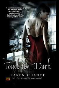 Touch the Dark Book