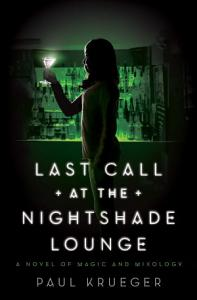 Last Call at the Nightshade Lounge Book