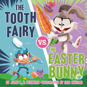 The Tooth Fairy vs  the Easter Bunny
