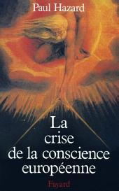La Crise de la conscience européenne (1680-1715)