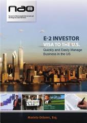 E-2 Investor Visa to the U.S.