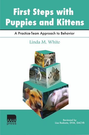 First Steps with Puppies and Kittens PDF