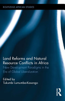 Land Reforms and Natural Resource Conflicts in Africa PDF