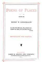 Poems of Places: Switzerland