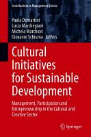 Cultural Initiatives for Sustainable Development PDF