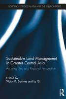 Sustainable Land Management in Greater Central Asia PDF