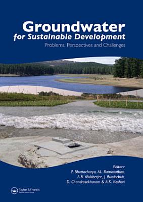 Groundwater for Sustainable Development