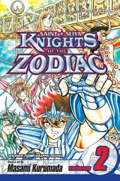 Knights of the Zodiac (Saint Seiya), Vol. 2: Death Match! Pegasus vs. Dragon