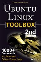 Ubuntu Linux Toolbox  1000  Commands for Power Users PDF
