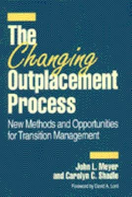 The Changing Outplacement Process PDF