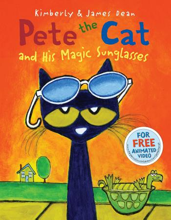 Pete the Cat and His Magic Sunglasses PDF