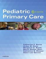 Pediatric Primary Care   E Book PDF