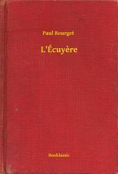 L'Écuyere