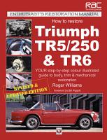 How to Restore the Triumph PDF