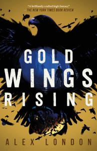 Gold Wings Rising Book