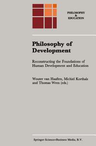 Philosophy of Development PDF