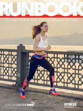 PUMA RUNBOOK - Monthly Fitness Mag: 10 HAFTADA 10K KOŞU ANTRENMAN KİTABI