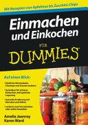 Einmachen und Einkochen f  r Dummies PDF