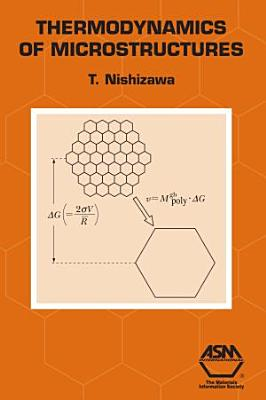 Thermodynamics of Microstructures PDF