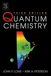 Quantum Chemistry: Edition 3