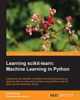 Learning scikit learn  Machine Learning in Python PDF