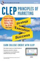 CLEP   Principles of Marketing Book   Online PDF